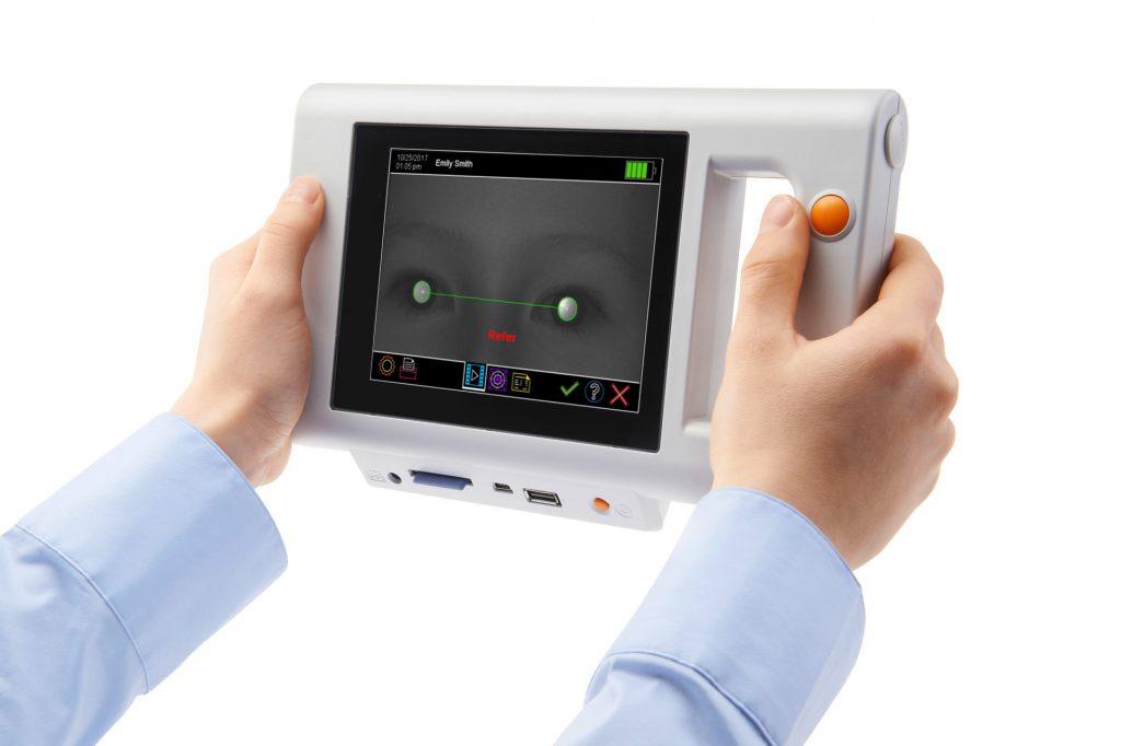 Plusoptix - Portable Vision Screener