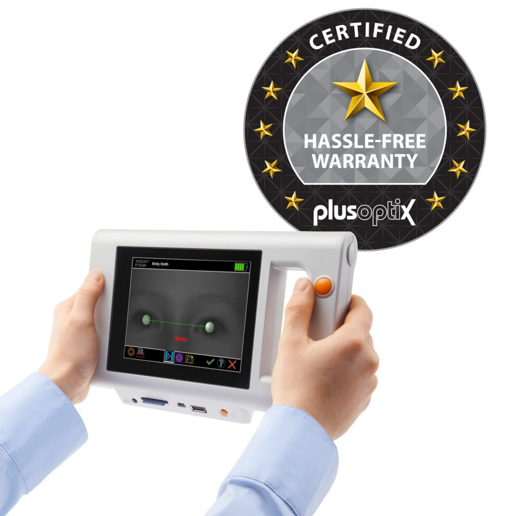 Plusoptix Screener with Hassle-free warranty